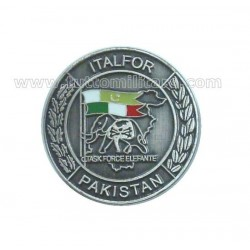Distintivo Task Force Elefante Pakistan