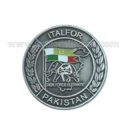Distintivo Task Force Elefante Pakistan