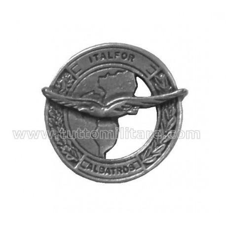 Distintivo Albatros Italfor | Tutto Militare