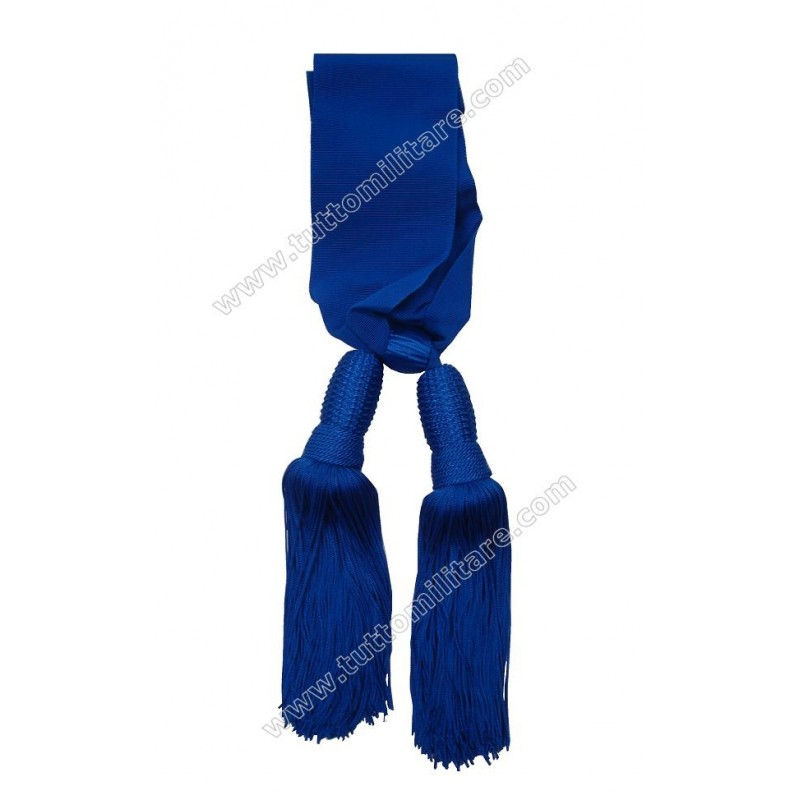 più recente ed3d6 fae30 Sciarpa Azzurra Gala per Ufficiali Forze Armate Polizia