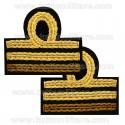 Gradi Gala Tenente Comandante di Reparto