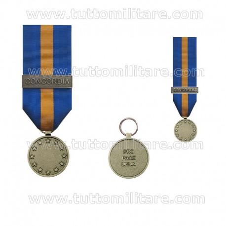 Medaglia Concordia UE