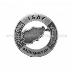 Distintivo ISAF Nato Afghanistan