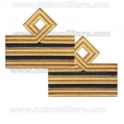 Gradi Metallo Capitano Aeronautica Militare