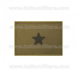 Grado Velcro Sottotenente Esercito