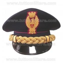 Berretto Dirigente Superiore Polizia di Stato