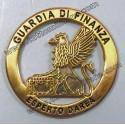 Distintivo Esperto d'Area Guardia di Finanza