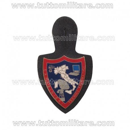 Distintivo Pendif Tecnici Telecomunicazioni Carabinieri
