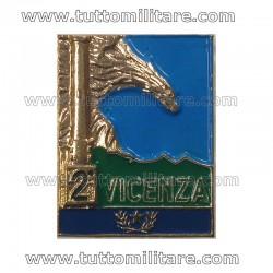 Distintivo Gruppo Artiglieria Alpina 2 Vicenza