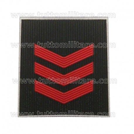 Grado Velcro Assistente Capo Polizia Penitenziaria