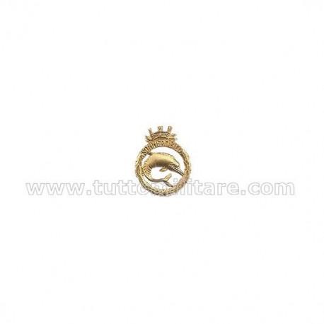 Distintivo Metallo Sommergibili 3 anni Marina Militare