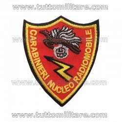 Distintivo Omerale Nucleo Radiomobile Carabinieri