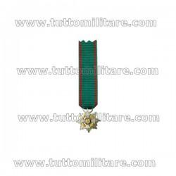 Miniatura Gala Cavaliere Gran Croce OMRI
