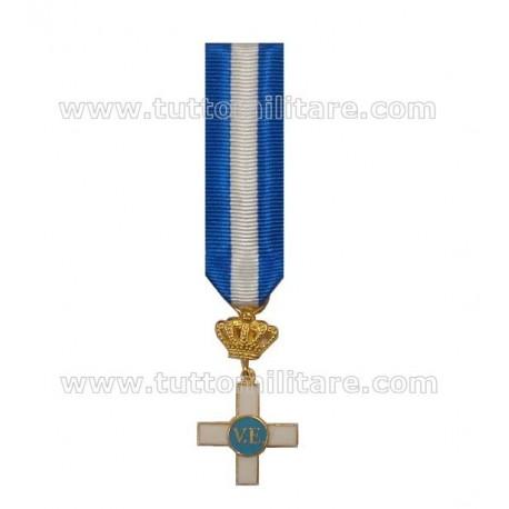 Medaglia Gala Ufficiale al Merito Ordine Savoia