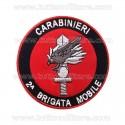 Scudetto 2 Brigata Mobile Carabinieri