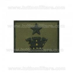 Grado Velcro Maggiore Esercito