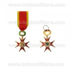 Croce Cavaliere San Gregorio Magno