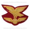 Fregio Ricamato Cappello Alpino Comandante Battaglione Logistico Alpini