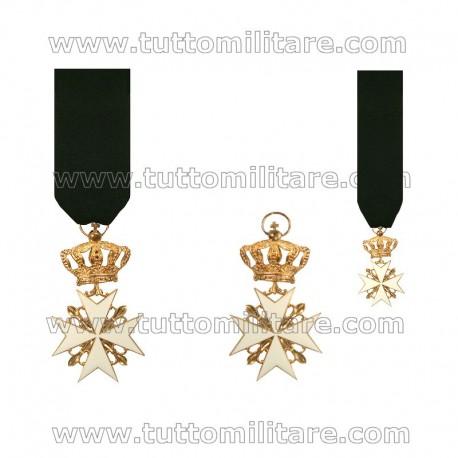 Croce Cappellano Magistrale SMOM Ordine Malta