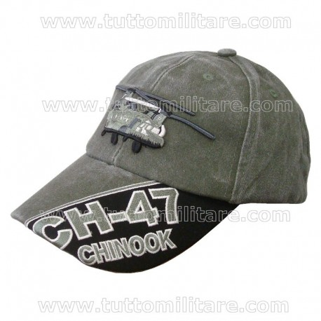 Cappellino CH-47 Chinook 3D