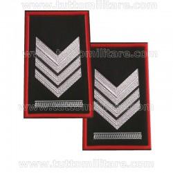 Tubolari Plastica Brigadiere Capo Carabinieri