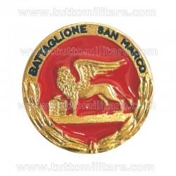 Distintivo Metallo Battaglione San Marco