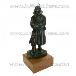 Statuina Alpino Bronzo