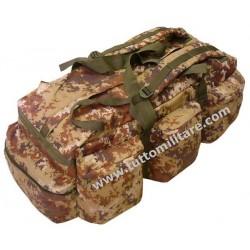 Borsone Zaino Militare Vegetato con Spallacci 110 litri
