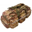 Borsone Zaino Militare Vegetato con Spallacci 120 litri