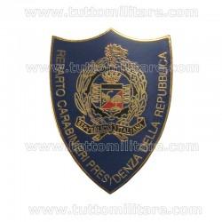 Distintivo Reparto Carabinieri Presidenza della Repubblica