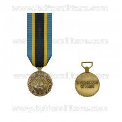 Medaglia Congo ONU