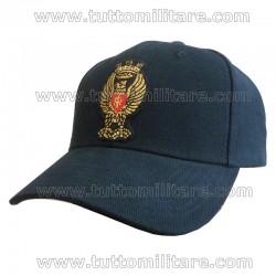 Cappellino Ricamato Polizia di Stato