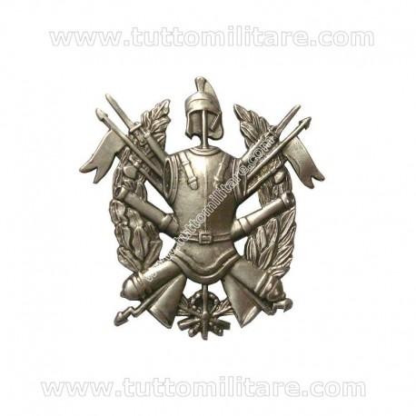 Fregio Basco Pluriarma Accademia Esercito