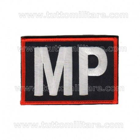 Scudetto Ricamato MP Carabinieri