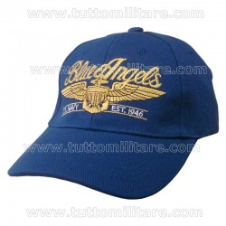 Cappellino Baseball Blue Angels