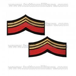 Gradi Gala Caporal Maggiore Capo Scelto Esercito