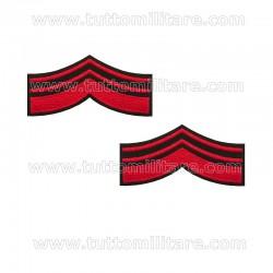 Gradi Gala Caporal Maggiore Capo Esercito