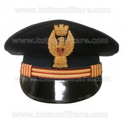 Berretto Sostituto Commissario Polizia di Stato