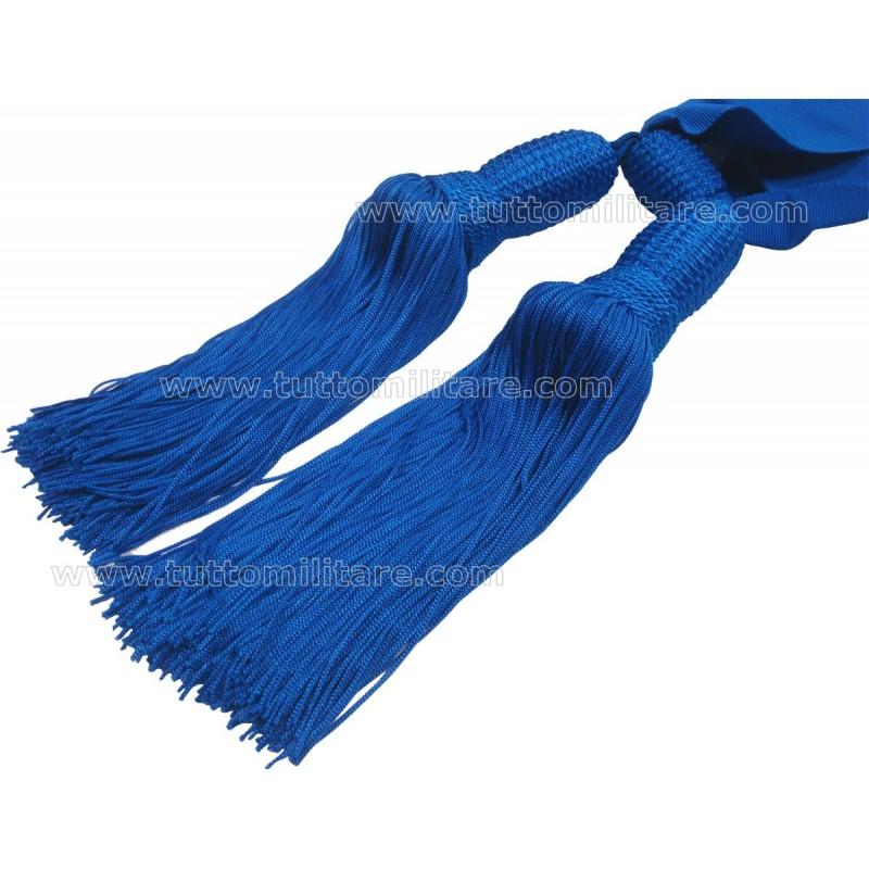 incontrare 2e92b afed6 Sciarpa Azzurra Picchetto Armato