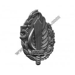 Distintivo 5° Battaglione Paracadutisti El Alamein