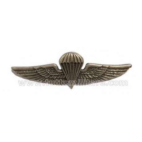 Brevetto Metallo Paracadutisti USMC Marines