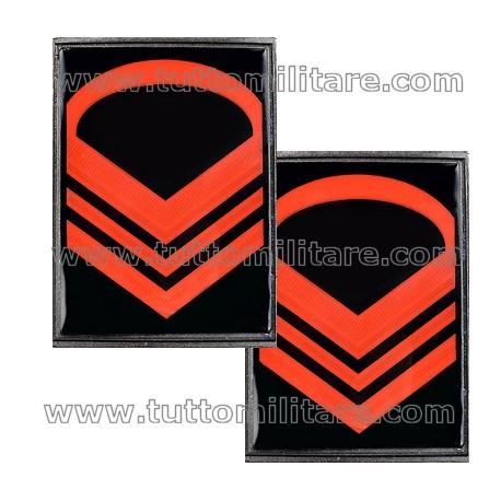 Gradi Metallo Caporal Maggiore Capo