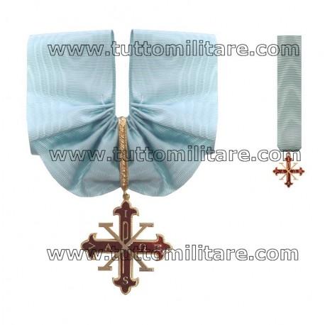 Collare Cavaliere di Merito Ordine Costantiniano di San Giorgio