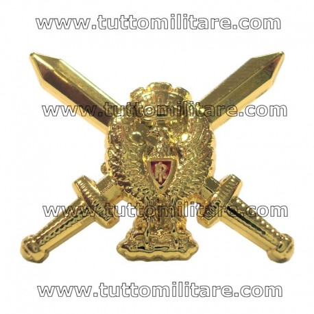 Distintivo Promozione Merito Straordinario Polizia di Stato