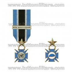Medaglia 50 Anniversario ONU