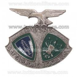 Distintivo Battaglione Logistico Cadore