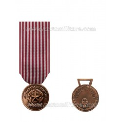 Medaglia Merito Servizio Polizia di Stato Bronzo