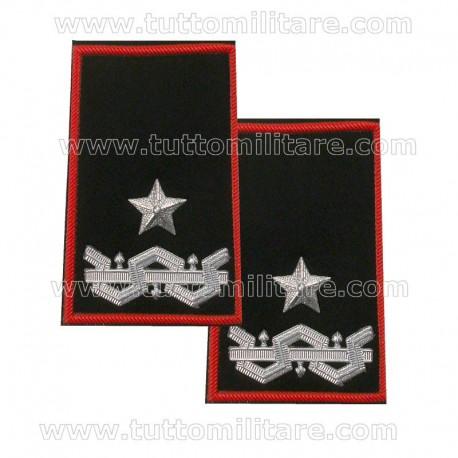 Tubolari Plastica Invernali Generale di Brigata Carabinieri