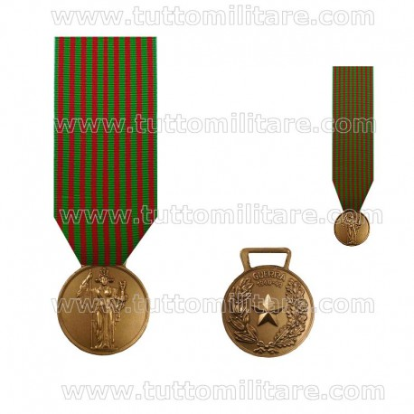 Medaglia Commemorativa Guerra 1940 43