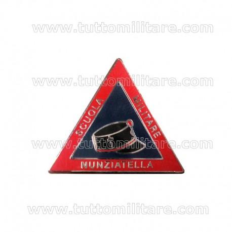 Distintivo Metallo Scuola Militare Nunziatella